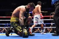 Lucas Matthysse sorprendió al mundo boxístico al no presentar resistencia ante el mejor boxeo de Pacquiao.