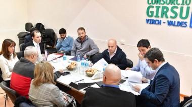 Debate. Los referentes municipales debatieron cómo seguirá el trabajo con la recuperación de residuos.