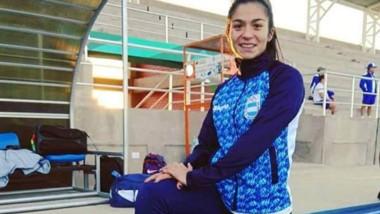María Ayelén Diogo será de la partida en los relevos de 4x400.