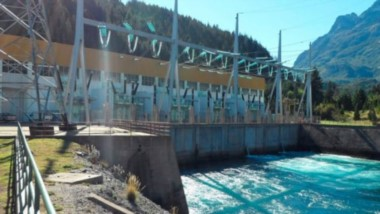 Hidroeléctrica Futaleufú.