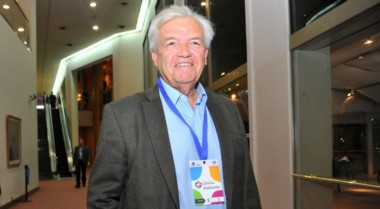 Luis Betnaza, hombre de la siderúrgica italiana con sede en Luxemburgo Techint.