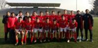 Huracán se impuso ante La Amistad de Cipolletti ayer en el segundo triangular amistoso en Chile. Además, igualó sin goles ante Temuco.