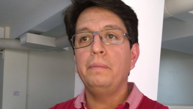 Gustavo Pinchulef, subsecretario de transporte.