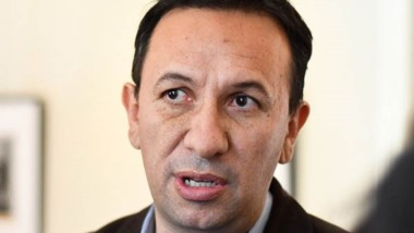 Definición. El intendente Maderna confirmó la ejecución del proyecto.