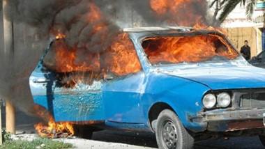 Los incendios intencionales de vehículos son las intervenciones bomberiles que más están aumentando.