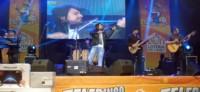 """""""Pajarito"""" Armella cerró el show del Telebingo Súper Extraordinario"""