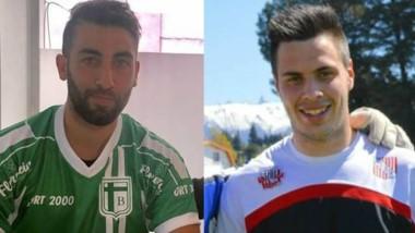 Marcos Pérez, proveniente de Sportivo Belgrano de San Francisco, se suma al plantel que dirige Murúa. El arquero Emiliano Larrouy (Derecha), que llega de Sansinena, llega a Madryn.