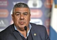 """Tapia, presidente de AFA: """"Después de la salida de Jorge Sampaoli hay que replanificar toda la Selección Argentina""""."""