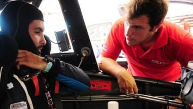 Lucas Valle, piloto chubutense, estará girando hoy en Buenos Aires aprovechando la pausa en la categoría.