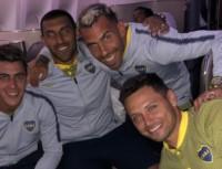 Boca regresó al país y se prepara para una nueva temporada.