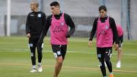 Mauricio Martínez sufrió la rotura de ligamentos cruzados de su rodilla derecha. Será operado en los próximos días.