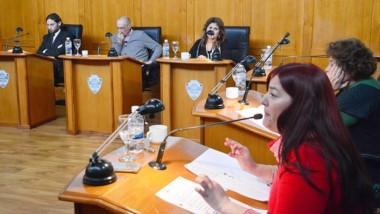 Hubo una sesión intensa en el Concejo Deliberante.