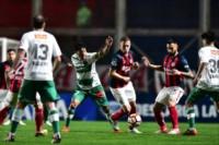 Deportes Temuco hace historia al vencer a domicilio a San Lorenzo por Copa Sudamericana.