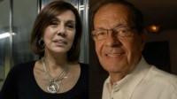 La actriz Nora Cárpena estaba casado con el talentoso actor Guillermo Bredeston.