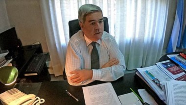 Procurador General Jorge Miquelarena.
