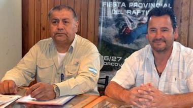 El intendente de Corcovado , Ariel Molina, se fue del partido sin vueltas.