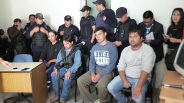 Marcelo Ibáñez fue reconicido; en tanto que Ángel Ibáñez no. El caso continúa esta semana en Comodoro.