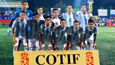 El Sub 20 de Argentina, dirigido por Aimar y Scaloni, comenzó con el pie derecho su participación en el torneo L'Alcudia.