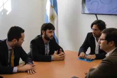 El Ministerio de Justicia ofreció colaboración para la reforma procesal