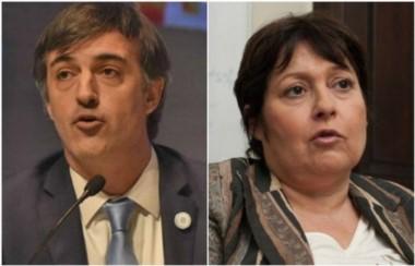 Esteban Bullrich y Graciela Ocaña encabezaron las listas en la campaña que ahora se pondrá bajo la lupa