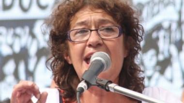 La secretaria general de la Confederación de Trabajadores de la Educación (CTERA), Sonia Alesso, advirtió hoy que