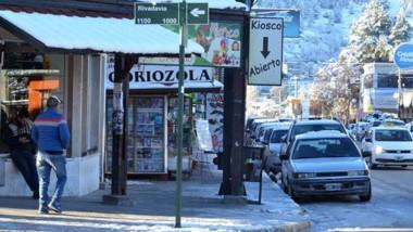 La temperatura volvió a ser extrema, se congelaron las cañerías y las calles se tornaron peligrosas.