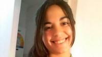 Micaela García, la víctima.