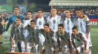 Con dos tantos de Adolfo Gaich, Argentina se impuso 2 a 0 ante la Selección de Murcia y sumó su segundo triunfo en L' Alcudia.
