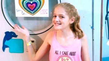 Justina Lo Cane, era una menor de 12 años que murió en noviembre pasado en la Fundación Favaloro mientras aguardaba un trasplante de corazón.