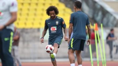 Tite confirmó que Marcelo regresará al once titular de Brasil para enfrentar a Bélgica
