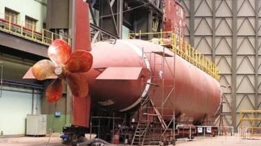 El Gobierno utilizaría el ARA Santa Fe para construir un submarino nuclear que sería botado en 2025 a un costo de US$ 500 millones.