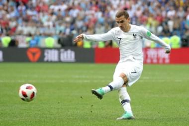 El partido de Antoine Griezmann, un master-class de fútbol inteligente y exquisito.