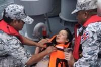 Tailandia: desaparecen decenas de turistas en un naufragio.