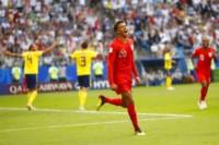 Dele Allí marcó su primer gol mundialista de su carrera profesional.