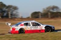 Lucas Valle no tuvo un buen sábado en el autódromo de Termas de Río hondo.