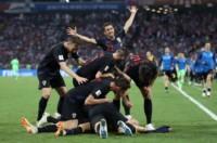 Croacia fue más certero desde los once pasos y sacó boleto a la semifinal.