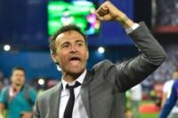 Luis Enrique, nuevo entrenador de la selección española de fútbol.