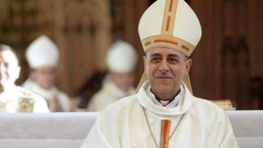 En su primer tedeum desde que está al frente del arzobispado de La Plata, monseñor Víctor Fernández le pidió este lunes al presidente Mauricio Macri que vete la ley de aborto.