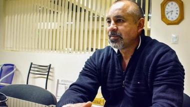 El regreso. Jaime Giordanella retorna a Racing Club luego de una década de peregrinaje en otros clubes de la provincia del Chubut.
