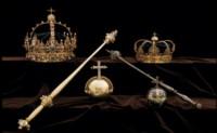 Los ladrones se llevaron dos coronas de la Casa Real Sueca (foto @ReutersLatam)