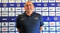 Sentido de pertenencia puro: Mario Ledesma asumió como nuevo entrenador de los Pumas y se quebró en plena conferencia.