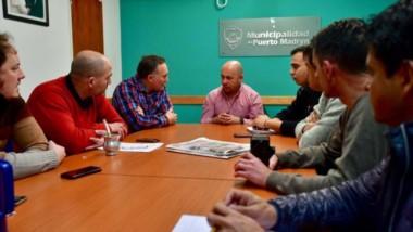 El intendente Ricardo Sastre se reunió con los organizadores de la competencia para ultimar detalles de cara a esta nueva edición.