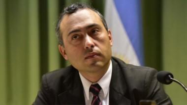 Marcelo Di Biase. Juez de la causa.