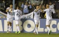 Atlético Tucumán derrotó a Atlético Nacional en la ida por 2 a 0.