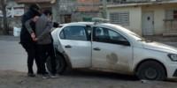 Franco Fuentes es llevado detenido por la Policía. Ahora, está implicado por un robo a un mercado chino.