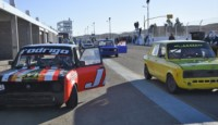 En el  autódromo de Comodoro Rivadavia arrancó la 5ª fecha.