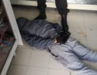 El delincuente fue atrapado in fraganti por un policía de la Tercera.