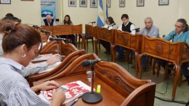 Debate. El parlamento esquelense aprobó un retoque en el Consejo de Administración de la Coop. 16.