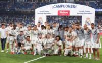 Real Madrid se presentó ante sus hinchas venciendo al Milan.