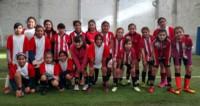 Racing Club de Trelew presentará tres equipos femeninos infantiles en un torneo de varones.
